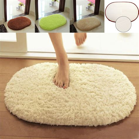 Soft Bathroom Rugs soft memory foam bath bathroom shower mat rug non slip