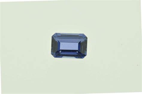 blue sapphire octagon precious stones semi precious