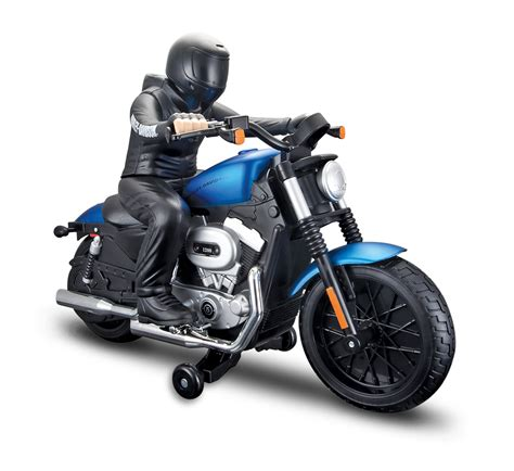 Rc Motorrad by New Remote Harley Davidson Model Rc Motorcycle