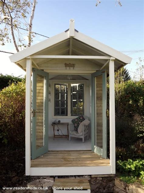 Marks Sheds by The Washery Cabin Summerhouse From Country Garden Owned