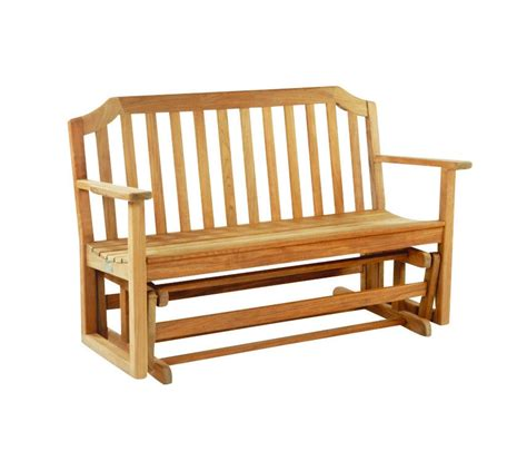 garden bench glider glider garden benches from kingsley bate architonic