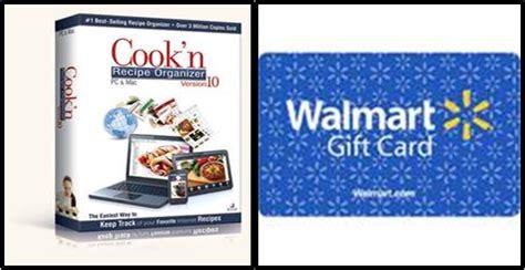 Books A Million Gift Card Walmart - closed cook n recipe organizer birthday giveaway 3 winners ends 6 6 literary winner