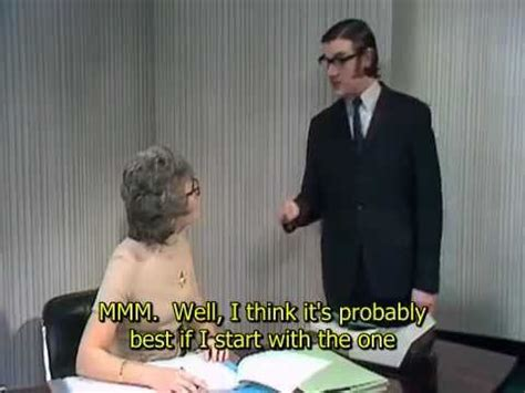 monty python argument room argument clinic cleese and michael palin monty python captioning