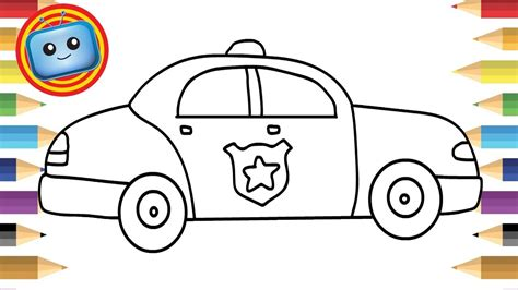 cars coloring book how to draw a car colouring book simple drawing