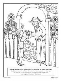 lds coloring pages 2016 2008