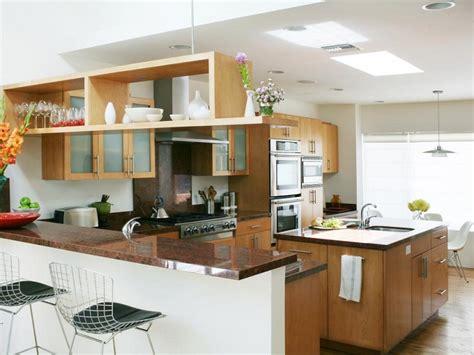 estantes para cocinas modernas cocina moderna en forma de u 50 ideas ultra originales