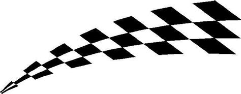 Auto Logo 2 Vlaggen by Checkered Flag Decal Sticker 41