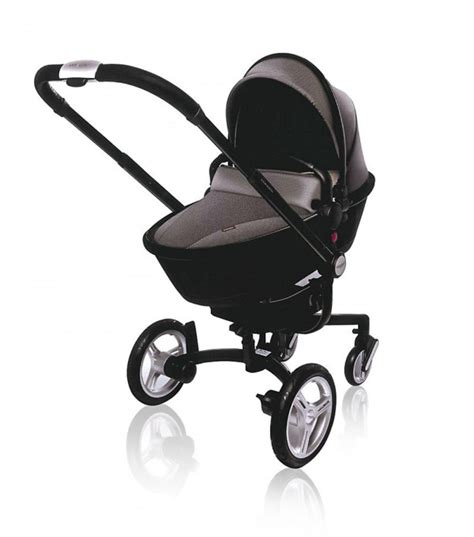 Gb Stoller Travel System silver cross surf by aston martin for 007 baby extravaganzi