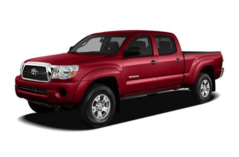 Toyota Tacoma Reliability 2011 Toyota Tacoma Specs Safety Rating Mpg Carsdirect