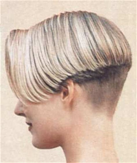 severe wedge haircut tribute to doerthe and the bowl cut