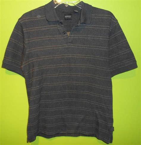 pattern golf shirt arrow s mens black check pattern short sleeve polo golf shirt