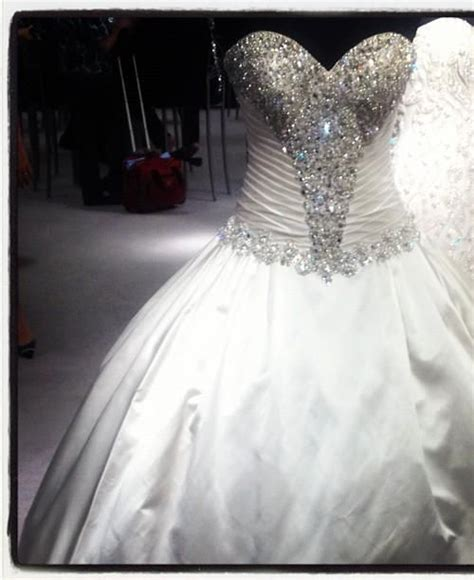Ser Dress Loving G1320 21 best images about bling wedding dresses on in tulle wedding dresses and