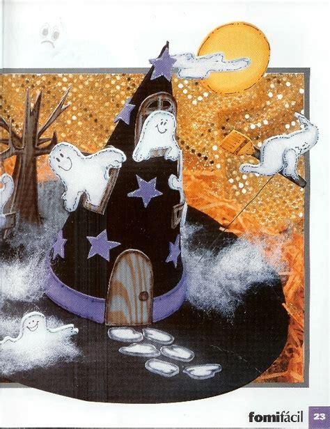 imagenes de halloween foami foami halloween 21 todo en goma eva