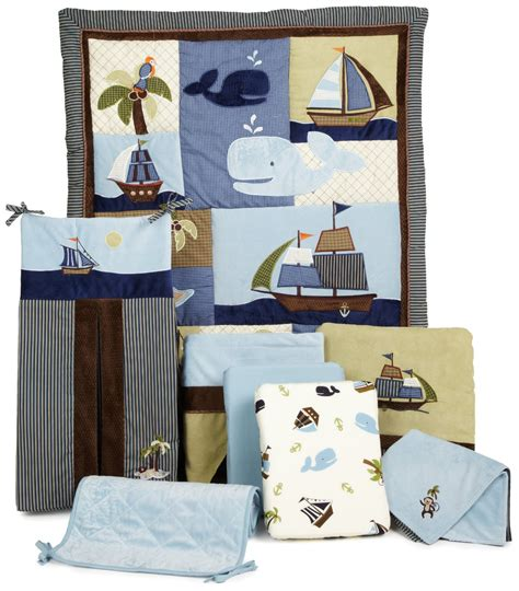 Ahoy Mate Crib Bedding Nojo Ahoy Mate Baby Bedding Baby Bedding And Accessories