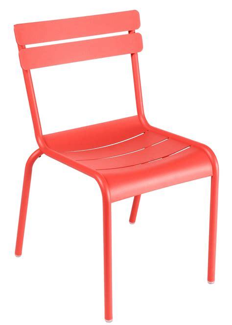 fermob chaise chaise fermob pas cher