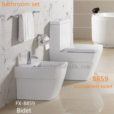 Toilet And Bidet Set by Sale Ceramic Bathroom Sets Washdown One Toilet
