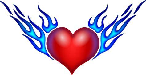 imagenes de corazones goticos con alas de dibujos corazones con alas chido imagui