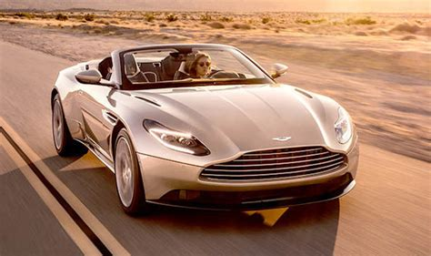 www volante it aston martin db11 volante price specs and oictures