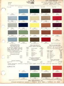 chevy color codes 2013 color codes chevrolet paint cross reference autos post