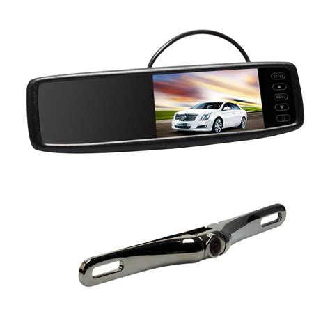 Vox Auto by Auto Vox Rvs T1000 Wireless Rearview Mirror 4 3 Quot Monitor
