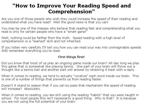 how to speed read 300 improved reading speed today a easy guide the learning development book series books how to improve reading speed and comprehension plr ebook