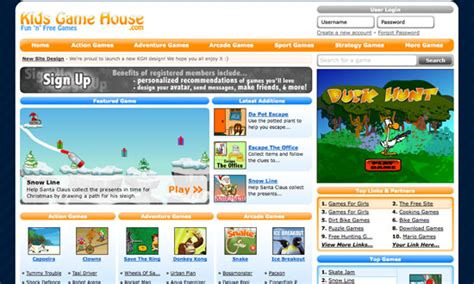 design a house game for kids kids game house adakist web design services in fallbrook and san diego