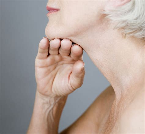 pictures of sagging skin on neck anti age your knees and other often forgotten areas life
