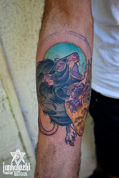 neo traditional tattoo jankowzki custom tattoos neo traditional tattoos