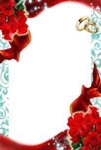 imagenes tarjetas rojas imagenes de marcos de flores para invitaci 243 nes de boda