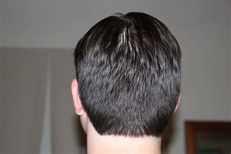back of head hairstyle photos for men mens hairstyles rear view tops 2016 hairstyle