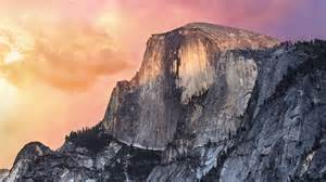 get the os x yosemite wallpaper for your imac or pc