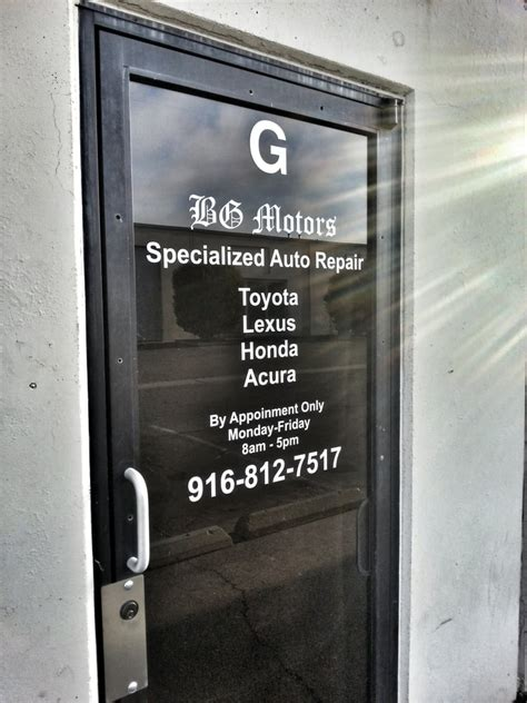 Business Door Signs we specialize in toyota lexus honda and acura only