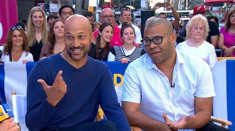 Kaos Storks Key Peele key and peele talk storks on gma abc news