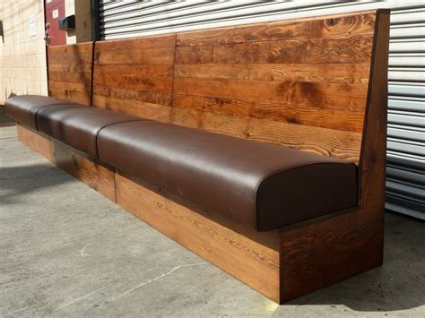 build a banquette storage bench cool banquette bench which suitable for dining room and
