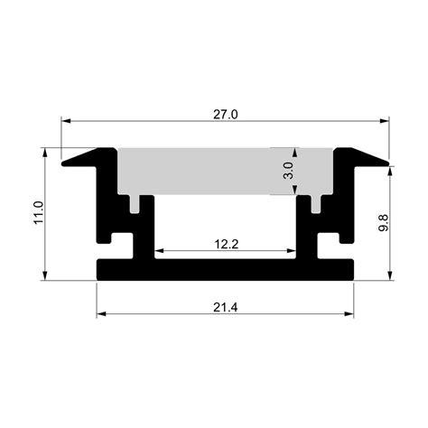 profilo pavimento profilo da incasso calpestabile per pavimento 2 metri