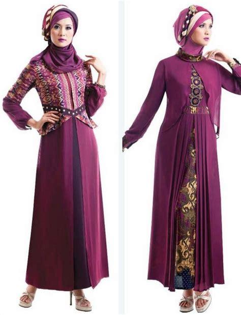 Gamis Kondangan Gamis Hitam Busana Muslim Terbaru Gamis Maxmara 15 gambar baju gamis muslim brokat terbaru 2015