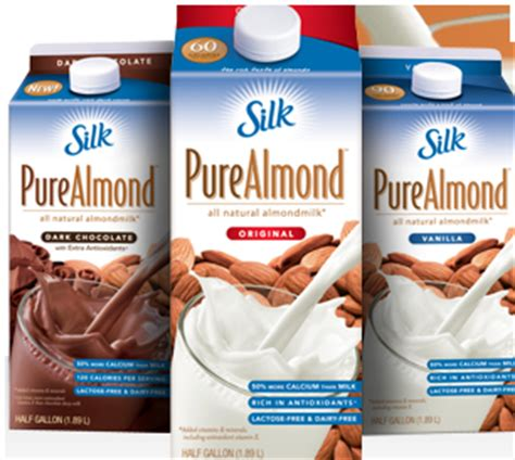 silk light almond milk nutrition facts publix great deal on silk almond milk half gallon