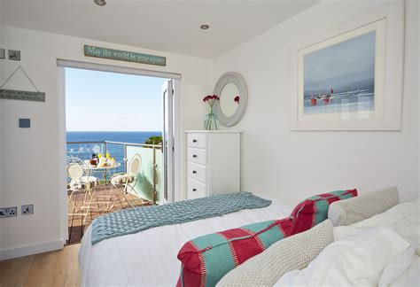 beach hut style bedroom this english beach hut is anything but corny adorable home