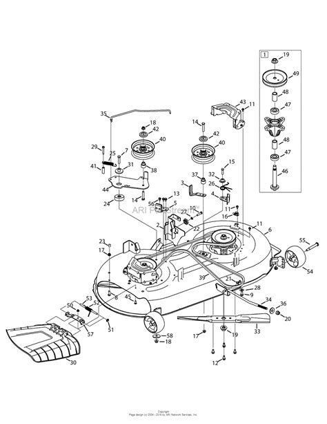 sears lawn tractor parts diagram sears craftsman lawn mower wiring diagram yard machine