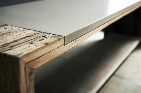 Moderner Couchtisch Aus Beton by Couchtisch Holz Extravagant Bvrao