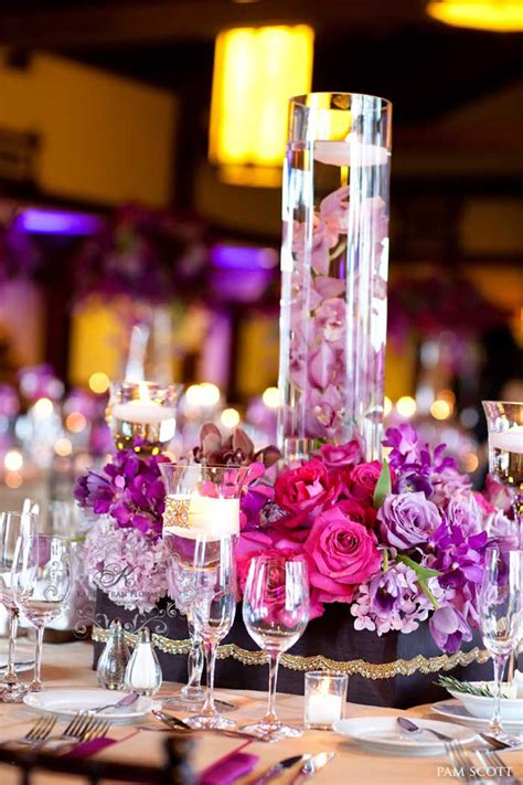 wedding table flower centerpieces pictures 25 stunning wedding centerpieces part 2 the magazine