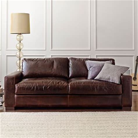 jcpenney leather sofa signature leather 84 quot sofa jcpenney homegoods