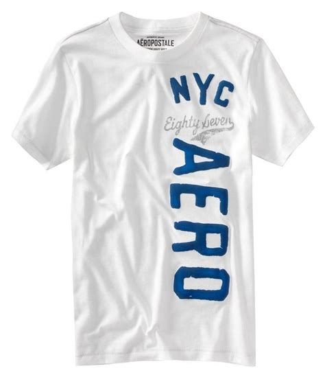 aeropostale shirts aeropostale mens nyc t shirt the