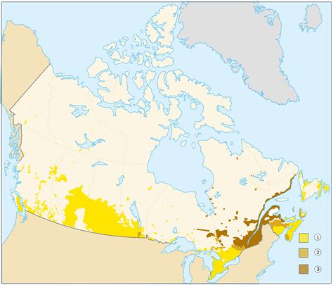 language fr ca where do they speak in canada map