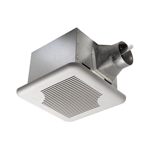 bathroom exhaust fan with humidity sensor delta breez signature 110 cfm ceiling exhaust fan with adjustable humidity sensor and
