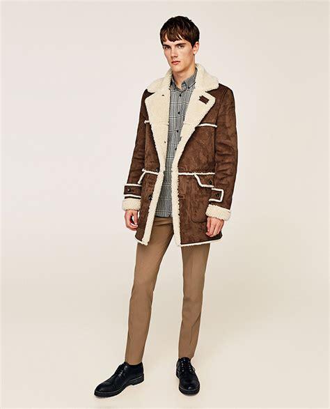 chaquetas de cuero hombre zara chaquetas zara hombre 2018 temporada de la moda espa 241 ola