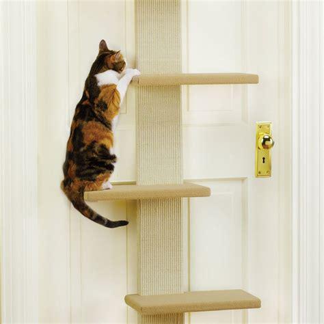 Cat Climber For Door by The Door Cat Climber The Green