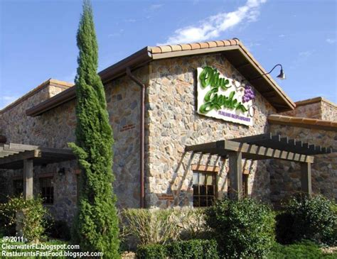 Olive Garden Florida by Clearwater Florida Pinellas Photo Church Bank Hotel