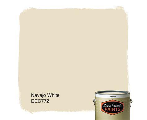 navajo white dec772 dunn edwards paints