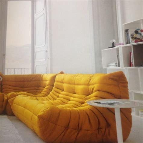 canapé ligne roset prix canap 233 s togo de ligne roset meuble d occasion